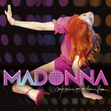 Madonna- Confessions on a Dance Floor Stretched Canvas Print