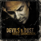 Bruce Springsteen, Devil and Dust Stretched Canvas Print