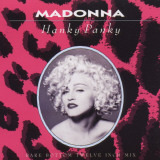 Madonna - Hanky Panky Stretched Canvas Print
