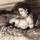 Madonna: Like a Virgin Stretched Canvas Print