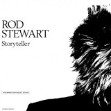 Rod Stewart, Storyteller, The Complete Anthology 1964-1990 Stretched Canvas Print