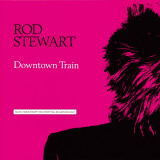 Rod Stewart, Downtown Train, Selections from the Storyteller Anthology Stretched Canvas Print