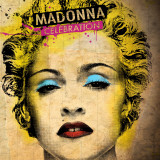 Madonna - Celebration Stretched Canvas Print