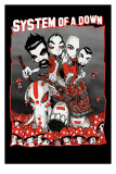 System of a Down Posters