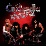 Cinderella -  Rocked, Wired and Bluesed - The Greatest Hits Stretched Canvas Print