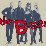 The B-52's Stretched Canvas Print