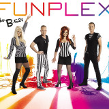 The B-52's - FUNPLEX Stretched Canvas Print