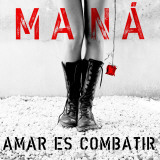 Mana, Amar es Cambatir Stretched Canvas Print