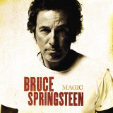 Bruce Springsteen - Magic Stretched Canvas Print