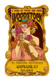 Woodstock - Festival de musique Affiches