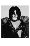KISS: Peter Criss Prints
