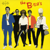 The B-52's - High Fidelity Stretched Canvas Print
