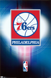76ers - Logo 2010 Posters