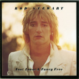 Rod Stewart, Foot Loose and Fancy Free Reproducción en lienzo de la lámina
