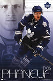 Maple Leafs - D Phaneuf 2010 Posters