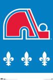 Nordiques - Logo 2010 Print