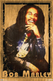 Bob Marley - Retro Print Poster