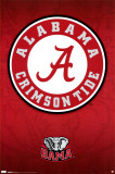 University of Alabama - Logo 2010 Posters