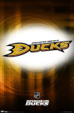 Ducks Logo 2010 Posters