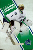 Canucks - R Luongo 2010 Posters