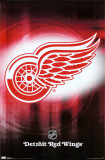 Redwings - Logo 2010 Posters