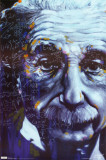 Einstein - Artistic Formulas Posters