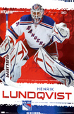Rangers - H Lundqvist 2010 Prints