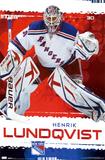 Rangers - H Lundqvist 2010 Prints