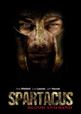 Spartacus; Blood and Sand Plakater