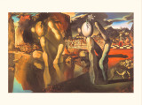 Metamorphosis of Narcissus, 1937 Prints by Salvador Dalí