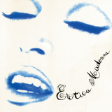 Madonna - Erotica Madonna Stretched Canvas Print