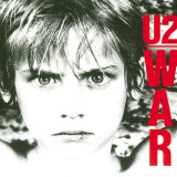 U2 - War Stretched Canvas Print
