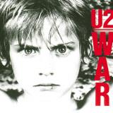 U2 - War Stretched Canvas Print