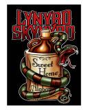 Lynyrd Skynyrd - Sweet Home Alabama Lærredstryk på blindramme
