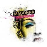 Madonna - Celebration Stretched Canvas Print