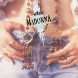 Madonna - Like a Prayer Stretched Canvas Print
