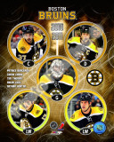 2010-11 Boston Bruins Team Composite Photo