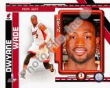 Dwyane Wade 2010-11 Studio Plus Photo