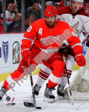 Henrik Zetterberg 2010-11 Action Photographie