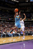 New Orleans Hornets v Sacramento Kings: Marcus Thornton Photographic Print by Rocky Widner