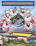 Washington Capitals 2010 Winter Classic Portrait Plus Photo