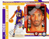Kobe Bryant 2010-11 Studio Plus Photo