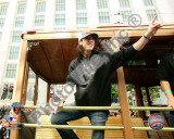 Tim Lincecum 2010 World Series Parade Photo