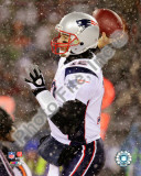 Tom Brady 2010 Action Photo