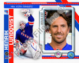 Henrik Lundqvist 2010 Studio Plus Photo