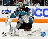 Antti Niemi 2010-11 Action Photo