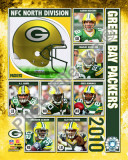 2010 Green Bay Packers Team Composite Photo