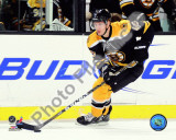 David Krejci 2010-11 Action Photo