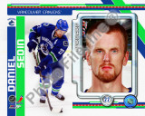 Daniel Sedin 2010 Studio Plus Photo