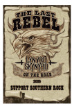 Lynyrd Skynyrd - The Last Rebel, On the Road, 2006. Support Southern Rock Photo